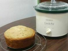 Fabulous recipe for pear sponge cake (CrockPot-SlowCooke slow cooker . Slow Cooker Recipes, Crockpot Recipes, Pear Recipes, Multicooker, Vegetable Drinks, Healthy Eating Tips, Sponge Cake, Cooking, Crock Pot