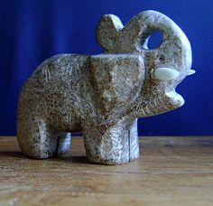 speksteen olifantje '07
