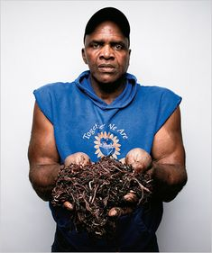 Will Allen, urban farmer on a mission