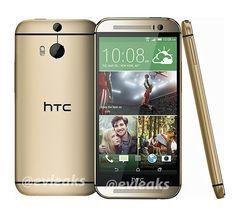 El sucesor del HTC One se filtra ahora en una imagen oficial (y con vestido dorado)