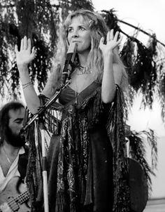 John McVie & Stevie Nicks 1978