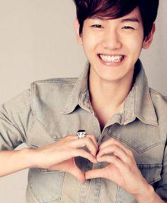 Happy birthday my beautiful Baekhyun<3 love this picture.