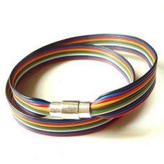 Bransoletka z kabla