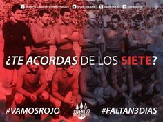 #SemanaClasica, #Faltan3Dias, #VamosRojo!! #Independiente goleaba por 7 a 0 a #Racing #SomosRivalesNoEnemigos