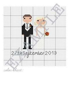 Custom Cross Stitch Portrait PATTERN - PDF File  OVERVIEW  ✁ This portrait listing is for a custom cross stitched PATTERN ✁ Price varies on number of characters. Please see drop down menu.  DETAILS & FINISHINGS  ✁ Your cross stitch family pattern will be made using pattern making software, and sent right to your Inbox!  ✁ Your personalization instructions for your pattern will be sent automatically when you place your order. Etsy includes this message in your receipt, and in the email you...