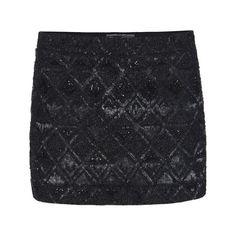 Fibonacci Skirt ($275) ❤ liked on Polyvore