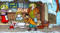 J.J.Ryba - Česká mše vánoční 2/3 - Hej mistře! - animovaný film Donald Duck, Disney Characters, Fictional Characters, Family Guy, Guys, Art, Art Background, Kunst, Performing Arts