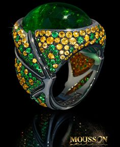 Mousson Atelier Ring