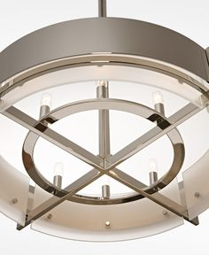 EUCLID CHANDELIER from Holly Hunt. Available at the DD Building suite 503/605 #ddbny #hollyhunt