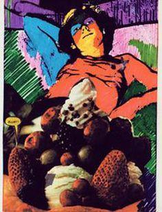 Fook Book 5 Walter Battiss, Lovers Art, Contemporary Art, Wallpaper, Book, Painting, Wallpapers, Painting Art, Paintings