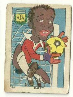 1976 Baley - Argentina
