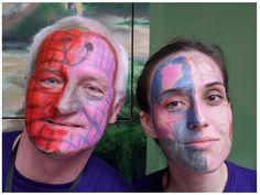 IX Ogólnopolska Olimpiada Kreatywności Destination Imagination – oczami wyobraźni Destination Imagination, Carnival, Face, Painting, Carnavals, Painting Art, The Face, Paintings, Faces