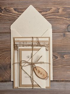 I love the wood chip idea and others i saw were also magnets for a save the date invitation