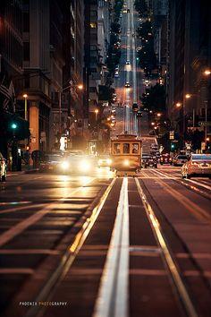Cable Car - San Francisco, California