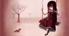 L'enfant Silence illustrated by Benjamin Lacombe