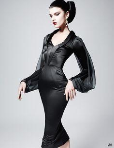 Nuevos vestidos de moda | Colección Zac Posen