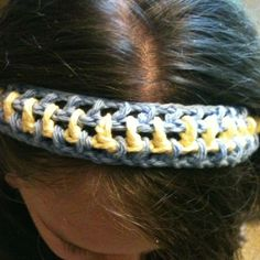 Crochet headband patterns - Click image to find more diy & crafts Pinterest pins