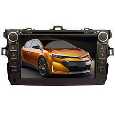 Special Offers - Pumpkin 8 inch For Toyota Corolla 2007-2010 2DIN In Dash HD Touch Screen Car DVD Player FM/AM Radio Stereo GPS Navigation - In stock & Free Shipping. You can save more money! Check It (August 24 2016 at 09:33PM) >> http://cargpsusa.net/pumpkin-8-inch-for-toyota-corolla-2007-2010-2din-in-dash-hd-touch-screen-car-dvd-player-fmam-radio-stereo-gps-navigation/