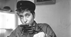 A fusion of Huck Finn and Woody Guthrie, Bob Dylan writes songs that sound drawn from oral history.
