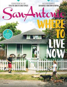 San Antonio Magazine August 2016 - August 2016