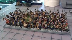 Warriors/Longbeards First Unit - My Army (WIP) - Gallery - Bugmans Brewery - The Home for all Warhammer Dwarf Fans