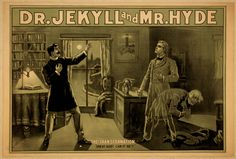 130 años desde El extraño caso del Dr. Jekyll y Mr. Hyde - http://www.actualidadliteratura.com/130-anos-desde-el-extrano-caso-del-dr-jekyll-y-mr-hyde/