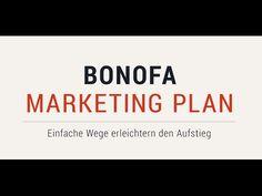 Der Marketing-Plan von BONOFA - Deutsch > The marketing plan of BONOFA - German