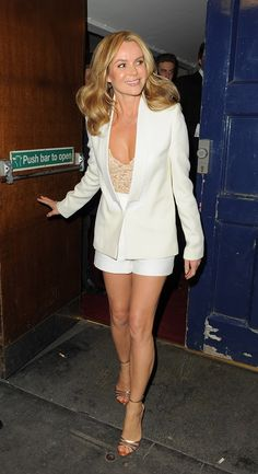Picture of Amanda Holden British Celebrities, Beautiful Celebrities, Female Celebrities, Amanda Holden Bgt, Britain's Got Talent, Beautiful Legs, Amazing Legs, Beautiful Females, Tv Presenters