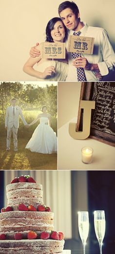 Eco-Chic Southern Wedding by Abigail Seymour Photography   The Wedding Story