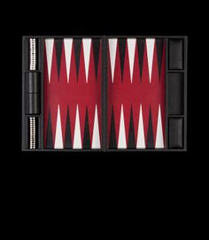 Prada backgammon board