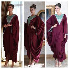skns_atelier on Instagram #abaya #caftan #kaftan #bisht #islamicdress #arab For more abaya & caftan inspiration please visit my page: www.pinterest.com/santanadxb/abayas-bishts-kaftans-jalabiyas/