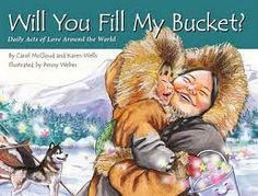 Carol McCloud's NEW Bucket-Filling Book!