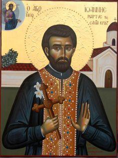 Το Μακεδονικο: Ο σύγχρονος νεομάρτυς άγιος Ιωάννης της Σάντα Κρου...