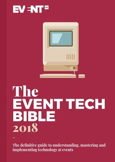 The Eventtech Bible is the essential point of reference for modern event professionals who want to use technology strategically to achieve event objectives. Most Stressful Jobs, Event Organiser, Digital Invitations, Event Management, Corporate Events, Logos, Are You Happy, Event Planning, Bible
