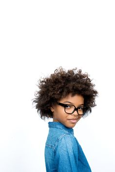 French chic prescription glasses for kids by Very French Gangsters