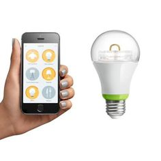 GE Link 60W Equivalent Soft White (2700K) A19 Connected Home LED Light Bulb-PSB19-SW27 at The Home Depot