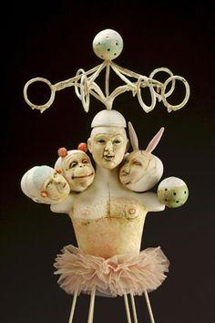 Lisa Clague, Udinotti Gallery