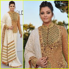 Aishwarya Rai Cannes Gala 2012