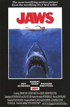 June 20 Jaws the movie. Released 1975.