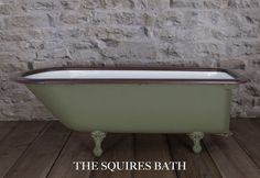 The Squire's Bath