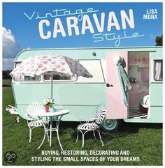 Vintage Caravan Style (Lisa Mora) - €18,49 - bol.com
