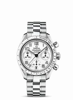 Omega Speedmaster Automatic Chronometer -Steel on steel-