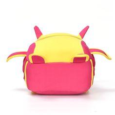 Cute Cartoon Pikachu School Bag Kids Backpacks