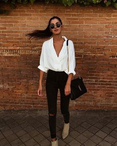 35 Stylish Streetwear Outfits For Women To Look Gorgeously Fashionable - Page 3 of 3 - Style O Check Mode Outfits, Casual Outfits, Fashion Outfits, Fashion Trends, Luxury Fashion, Fashionable Outfits, Latest Fashion, Fashion Ideas, Office Outfits