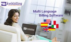 KwikBilling offers user-friendly, effortless and powerful #Multilanguage #Billing #Software, which helps you in billing your clients the easiest way in a preferred language - https://goo.gl/JvsBDl