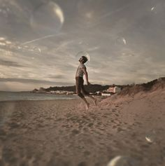 19-Year-Old Photographer Reveals Inner World in Fantastically Surreal Self-Portraits - My Modern Met