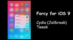 Forcy - 3D Touch for All Devices