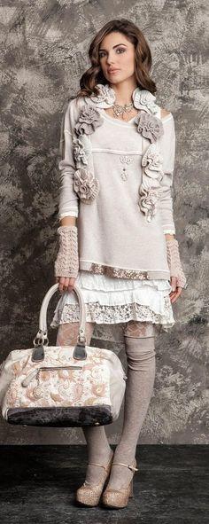 ELISA CAVALETTI Oversized Fine Knit Jumper S M L XL Xxl