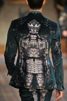 Dolce & Gabbana Men's A/W '14