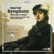 John J. Puccio at Classical Candor reviews Rott: Symphony in E, with Dennis Russell Davies and the Vienna Radio Symphony Orchestra on a CPO CD.